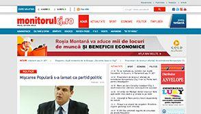 - Monitorul de Cluj