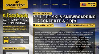 SnowFest Event - SnowFest