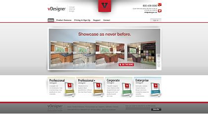 web development - vDesigner